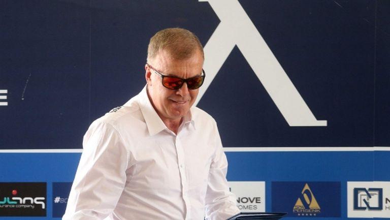 Левски договори мораториум върху 7 млн. лева, в клубната каса има 100 000 (видео)