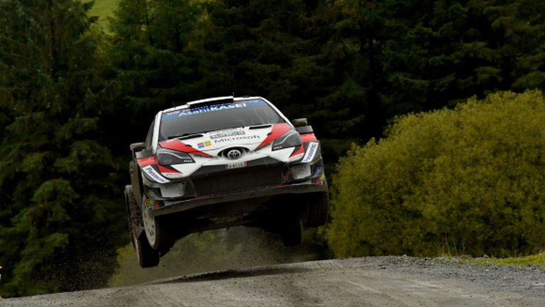 Рали Уелс отпадна от календара на WRC за първи път от половин век