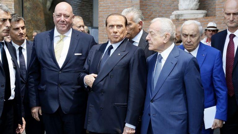 Берлускони е искал да привлече Златан и Кака в Монца