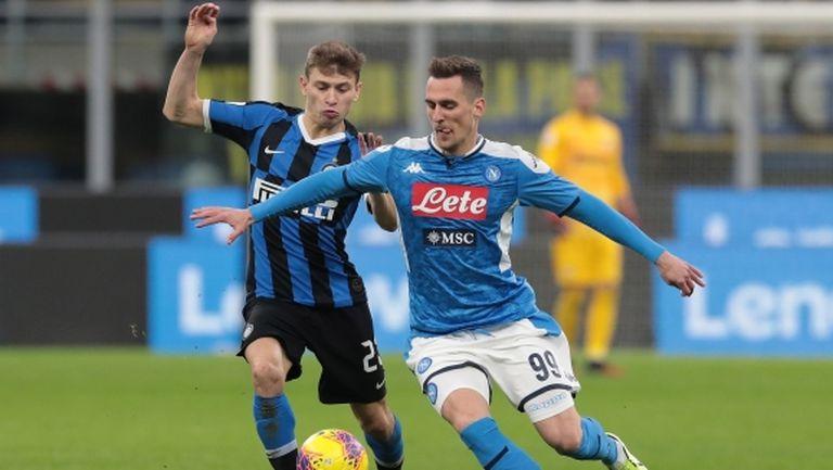 Официално: Без продължения в решителните мачове за Купата на Италия