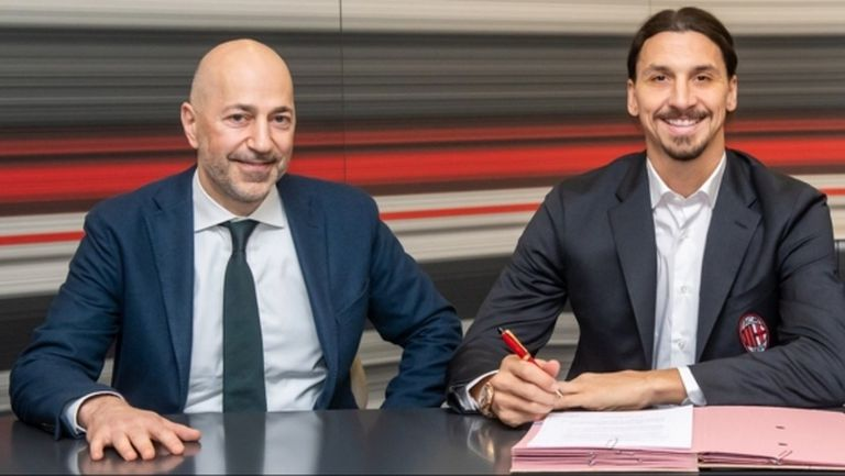 Златан скочил на Газидис: Милан няма проект, тук съм само заради моята страст