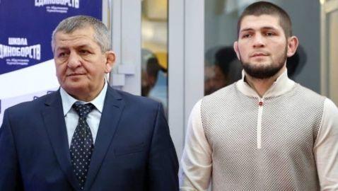 Бащата на Хабиб се подобрява