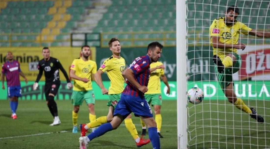 Кристиан Димитров и Хайдук крачат към Шампионската лига (видео)
