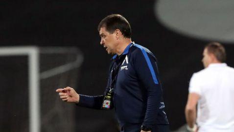 При Хубчев Левски спечели едва 51,5% от мачовете си