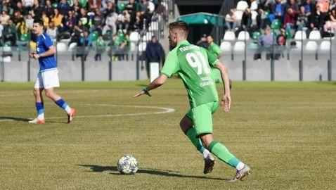 Томислав Папазов се завръща в Левски