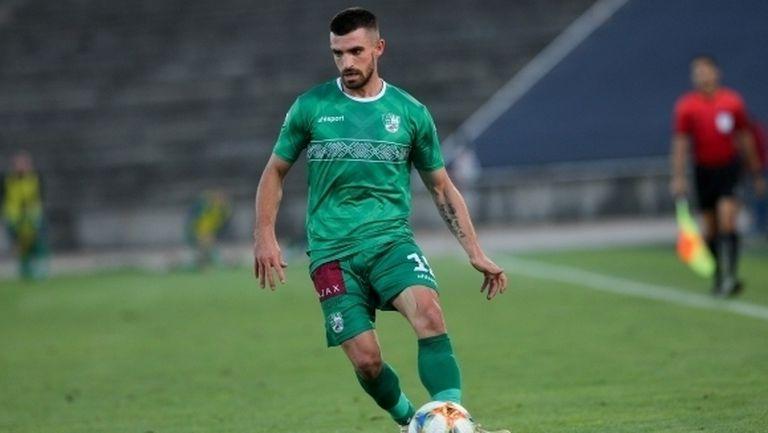 Александър Василев се завръща в игра за Берое