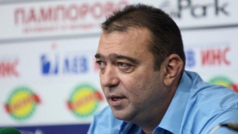 Людмил Найденов: Като човек от волейбола искам националният отбор да стигне възможно най-далече
