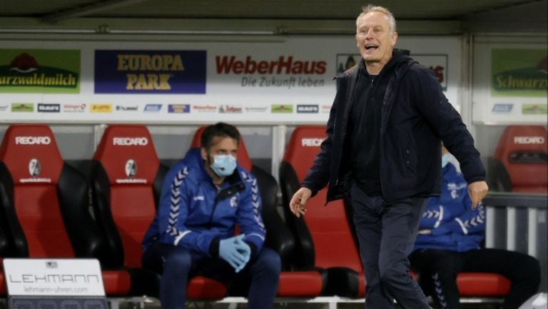 Най-дългогодишният треньор в Бундеслигата поднови договора си