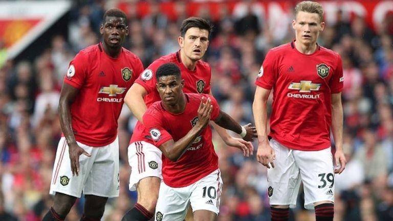 Манчестър Юнайтед разбива отново всички по заплати