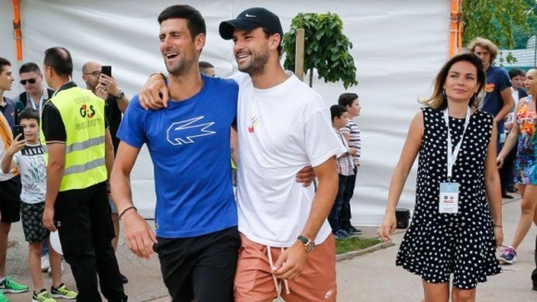 Джокович: Животът продължава и с нетърпение очакваме отново да се състезаваме