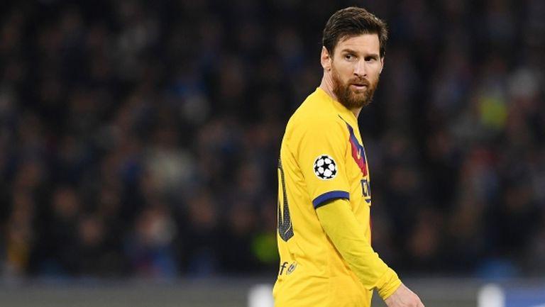 Сетиен: Не виждам причина, която да попречи на Меси да играе срещу Майорка