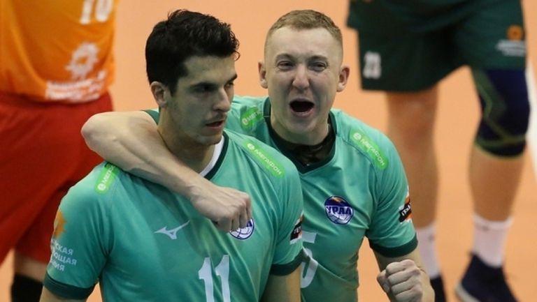 Ще продължи ли кариерата си Алексей Спиридонов в Италия?