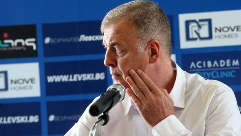 Правомощията на Сираков намаляха драстично, ето какво стана, след като даде 35 % от Левски на Тити