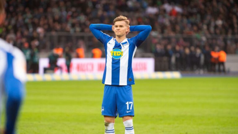 Болестта на целувката застигна германски футболист