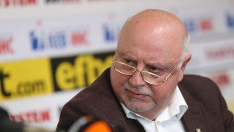 Баждеков: Нека всеки е съпричастен за Левски, само с даване на акъл в интернет не става (видео)
