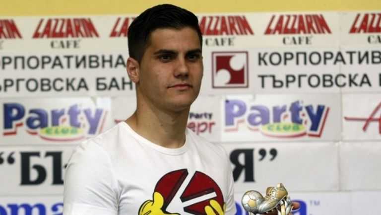 Етър подписа с бивш играч на ЦСКА