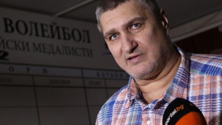 Любо Ганев пред Sportal.bg: Гласувахме всичко единодушно (видео)