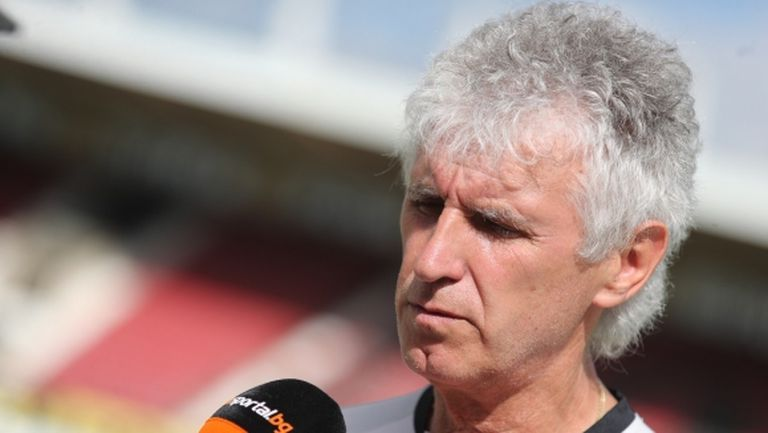 Новият треньор на Локо (Сф): Ще искам среща с Ради Здравков, за да ме запознае с качествата на играчите (видео)