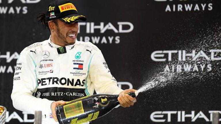 Без подиум церемонии във Формула 1 заради пандемията