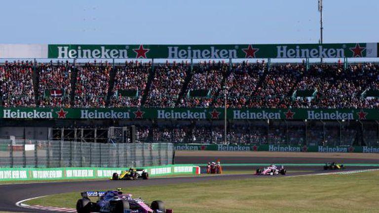 Формула 1 отмени нови три състезания заради пандемията от коронавирус