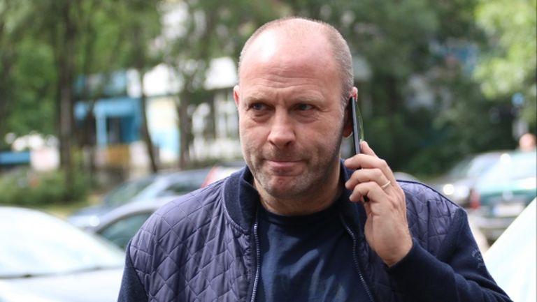 Папазов: Този, който определи Наско Сираков, той ще е треньор на Левски