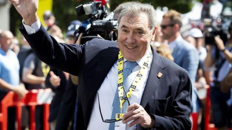 Легендата Еди Меркс ще посрещне 75-ия си рожден ден в добро здраве