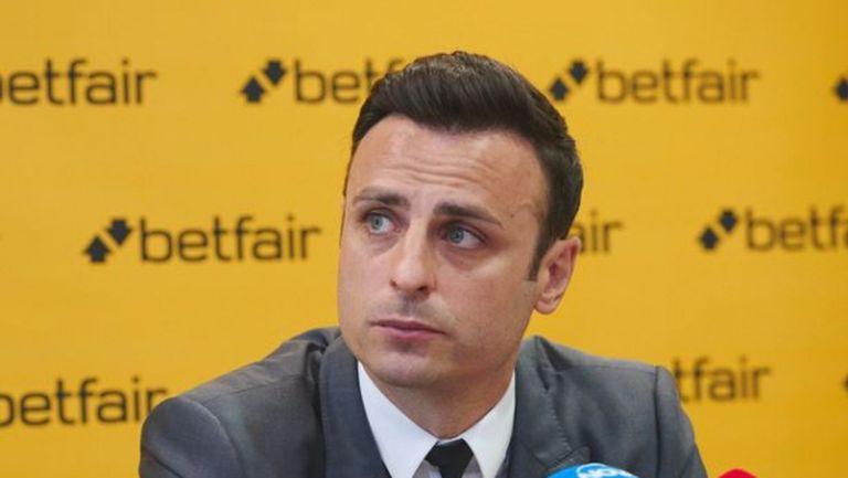 Бербатов се надява, че през следващия сезон Тотнъм ще може да докаже себе си