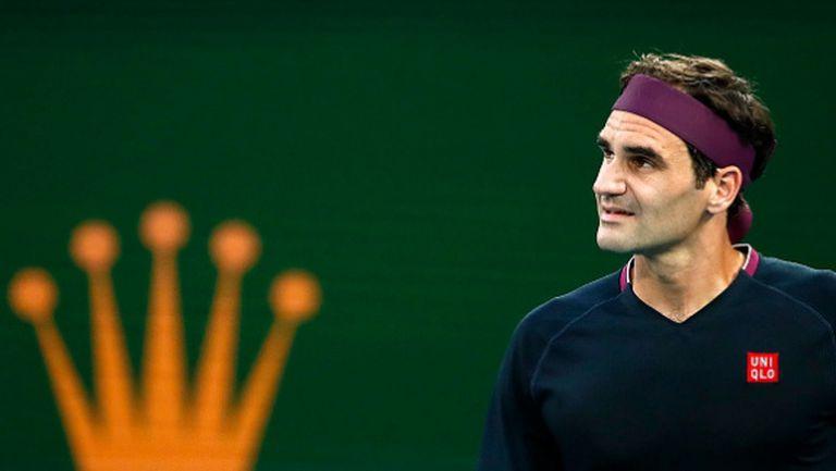 Травмата на Федерер сложи край на една изумителна серия