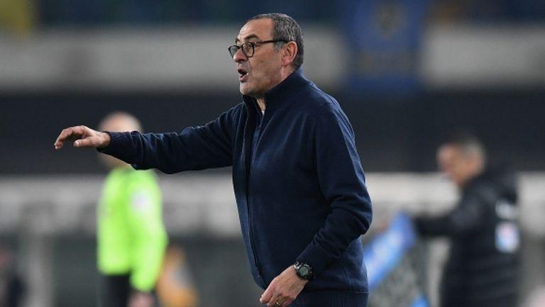 Маурицио Сари: Не се интересувам от Наполи