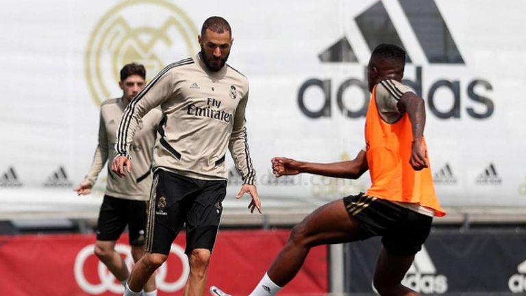 """""""Вампири"""" изненадaха Реал Мадрид днес"""