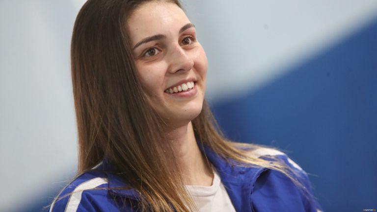 """Габриела Георгиева: Сега ще съм по-целеустремена към """"А"""" норматив за Токио"""