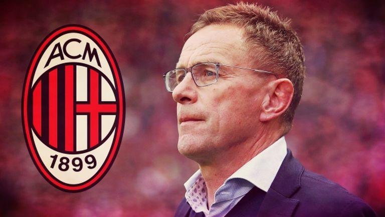 Рангник се разбрал с Милан