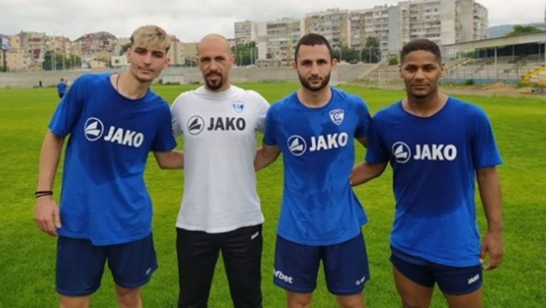 Отбори от Втора лига искат нови в Спартак (Вн)