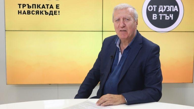 Александър Томов каза цялата истина за фалита на ЦСКА (видео+галерия)