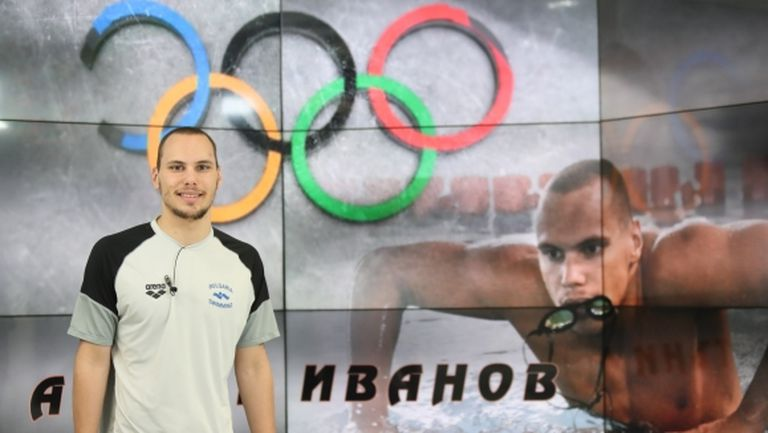 Антъни Иванов си постави висока цел: Финал на Олимпиадата в Токио