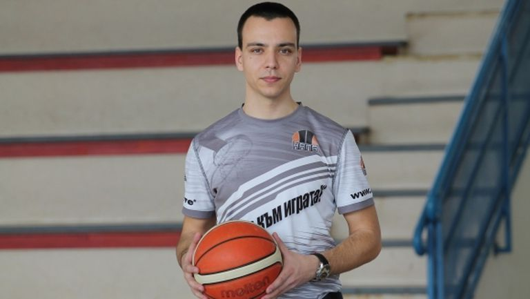 Мениджърът на НАЛБ Мартин Механджиев: Щастливи сме отново да сме в залата