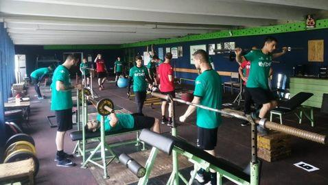 Футболистите на Янтра (Габрово) минаха тестове за COVID-19