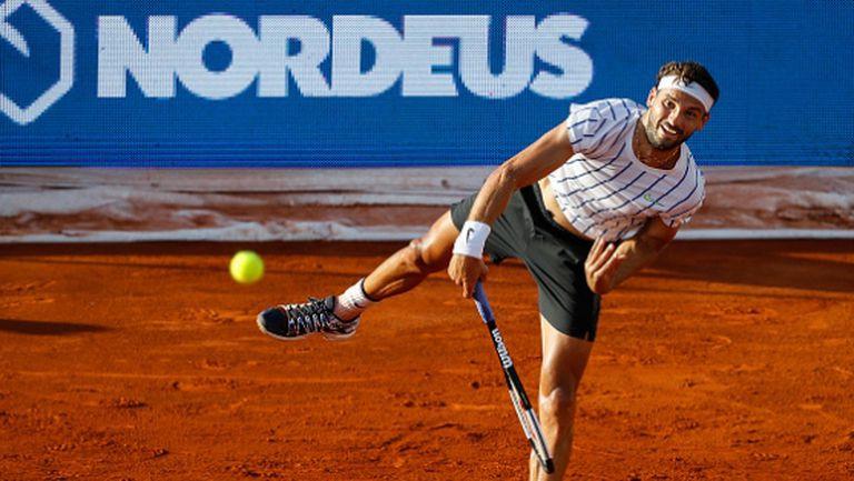 Тенис експерт: Видя се, че Григор е направил промяна в сервиса