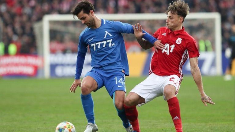Левски удря на камък в третите двубои с ЦСКА-София