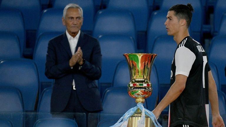 """""""Гадзета дело спорт"""": Роналдо не си дава сметка, че вече не е в Реал Мадрид"""