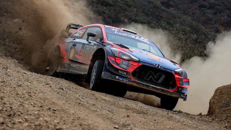 WRC посещава Белгия и Латвия през 2020?
