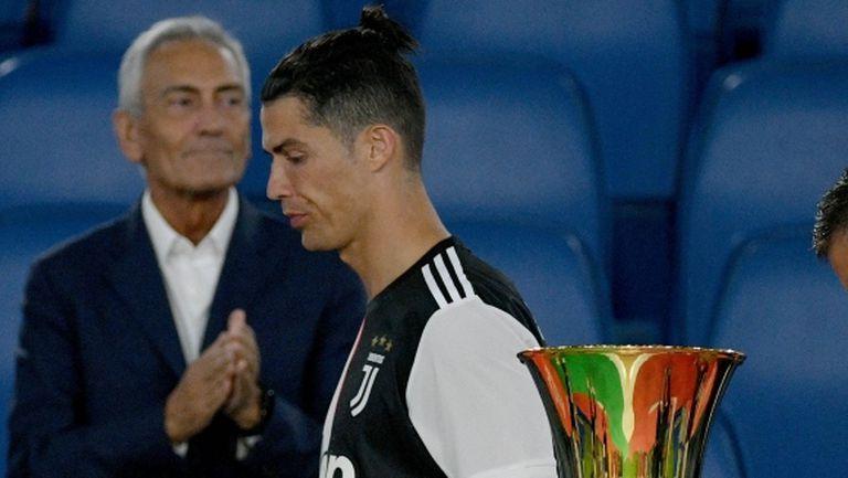 Лука Тони: Роналдо дори не може да дриблира