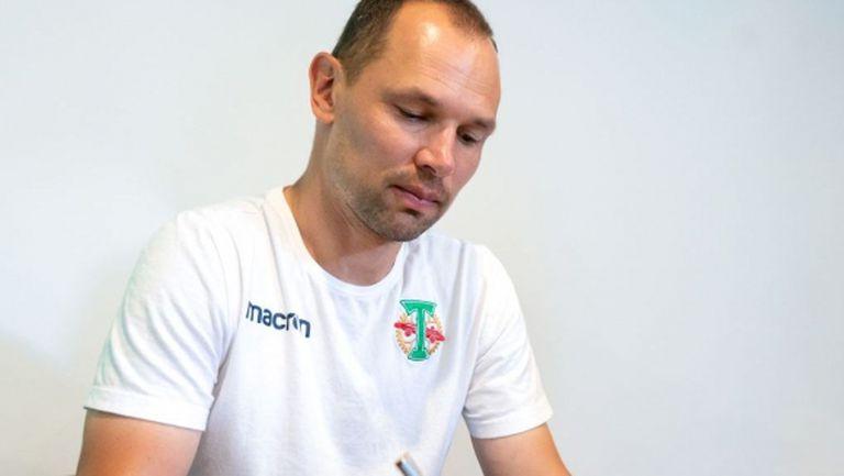 Игнашевич вече официално е старши треньор на Торпедо (М)