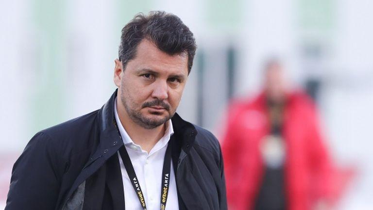 Крушчич: Срещу Левски трябва да покажем нашата игра (видео)