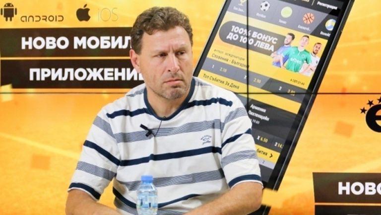 Вили Вуцов: Хубчев не беше проблемът в Левски! Не съм спокоен за бъдещето на клуба