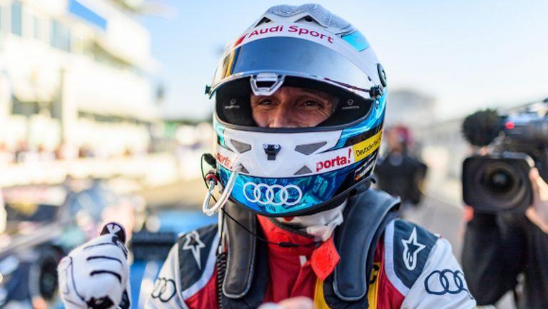 Audi избра Раст за заместник на Абт