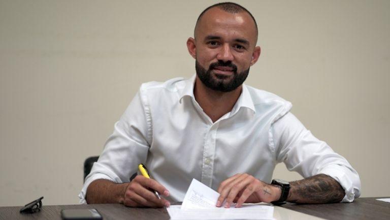 Бразилец подписа нов договор с Ботев Пд