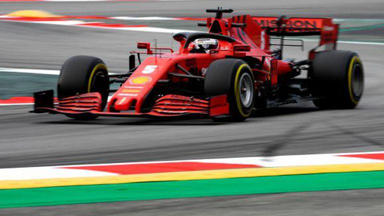 Ферари отговарят на Мерцедес с нов двигател и скоростна кутия за Австрия