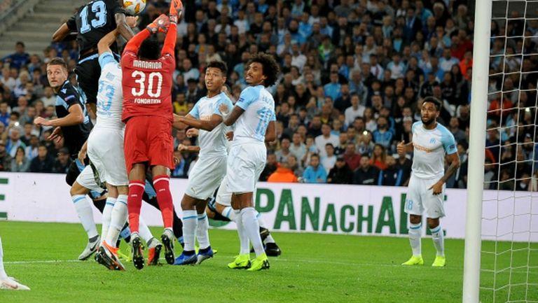 УЕФА наложи тежка санкция на Марсилия