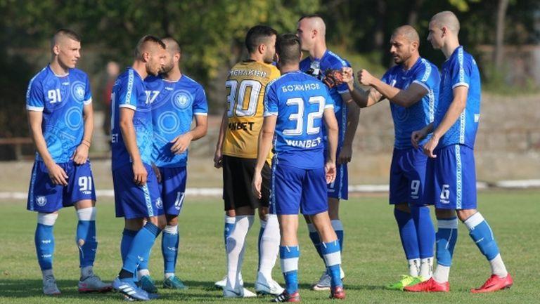 В Черноморец са готови да приемат покана от БФС за Втора лига